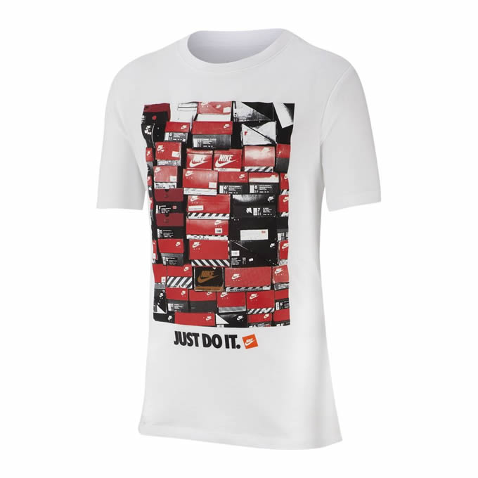 ナイキ Tシャツ 半袖 ジュニア スポーツウェア ボーイズ AR5269-100 NIKE