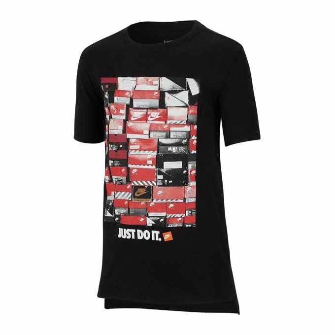 ナイキ Tシャツ 半袖 ジュニア スポーツウェア ボーイズ AR5269-010 NIKE