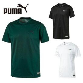 プーマ スポーツウェア 半袖 メンズ ACEメッシュ機能Tシャツ 517538 PUMA