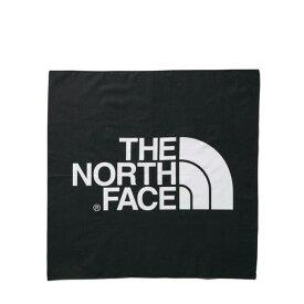ノースフェイス バンダナ TNFロゴバンダナ NN21901 K THE NORTH FACE