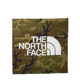 ノースフェイス バンダナ TNFロゴバンダナ NN21901 WC THE NORTH FACE