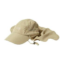 【エントリーで5倍 8/10〜8/11まで】 ノースフェイス キャップ 帽子 メンズ レディース サンシールド CAP NN01905 WB THE NORTH FACE