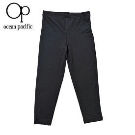オーシャンパシフィック Ocean Pacific ラッシュレギンス ジュニア スイムスーツ 569432 BLK