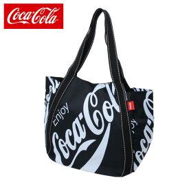コカコーラ Coca-Cola トートバッグ メンズ レディース COK-1001 BK