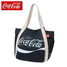 コカコーラ Coca-Cola トートバッグ メンズ レディース COK-1002 BK