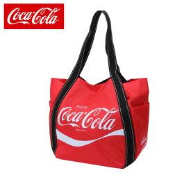 コカコーラ Coca-Cola トートバッグ メンズ レディース COK-1002 RD