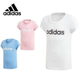 アディダス Tシャツ 半袖 ジュニア CORE リニアロゴ FTM92 adidas