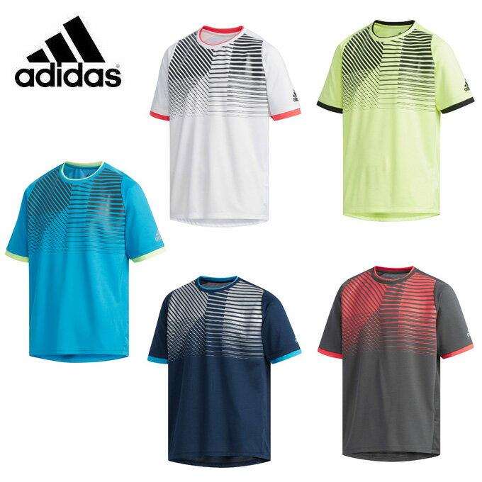 アディダス Tシャツ 半袖 ジュニア TRN CLIMACOOL グラフィック Tシャツ FTJ66 adidas