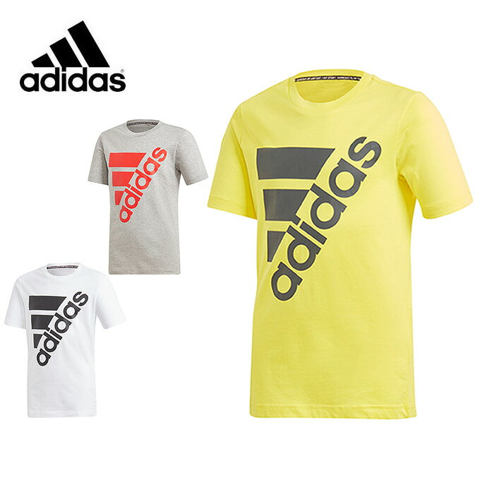 アディダス Tシャツ 半袖 ジュニア MH TILT BOS Tシャツ FTM55 adidas