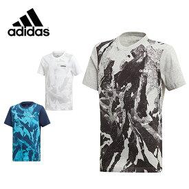 アディダス Tシャツ 半袖 ジュニア CORE グラフィック FTN16 adidas