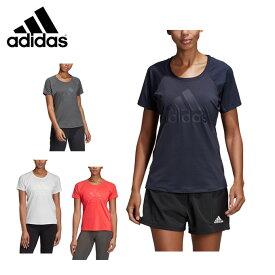 アディダス Tシャツ 半袖 レディース M4T ビッグロゴ トレーニング FSE63 adidas