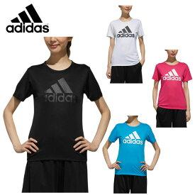アディダス Tシャツ 半袖 レディース MH 半袖 ビッグロゴ Tシャツ FTK28 adidas