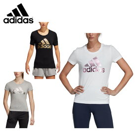 アディダス Tシャツ 半袖 レディース ボス ホイル FSR74 adidas