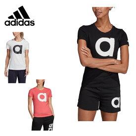 アディダス Tシャツ 半袖 レディース 半袖 a Tシャツ FRU64 adidas