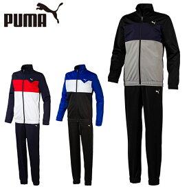 プーマ スポーツウェア上下セット ジュニア キッズ トリコット スーツ 843976 PUMA