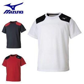 ミズノ Tシャツ 半袖 ジュニア 32JA9424 MIZUNO