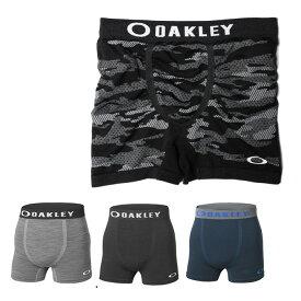 オークリー ボクサーパンツ メンズ O-FIT BOXER SHORTS 4.0 ボクサーショーツ 99497JP OAKLEY