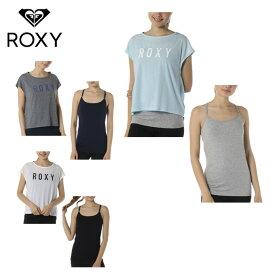 ロキシー ROXY Tシャツ 半袖 レディース 速乾 UVカット キャミ Tシャツ 2枚セットMEET UP ミート アップ RST191526