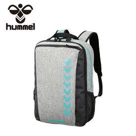 ヒュンメル hummel バックパック メンズ レディース 拡張型クーラーバックパック 35L HFB6122-0168