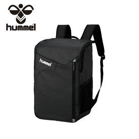 ヒュンメル hummel バックパック メンズ レディース ターポリンバックパック 34L HFB6118-9090