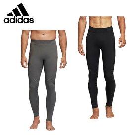 アディダス ロングタイツ メンズ アルファスキン アスリートスリーストライプスロングタイツ FSE02 adidas