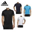 アディダス スポーツウェア 半袖 メンズ MUSTHAVES ベーシック CLIMALITE Tシャツ マスト ハブ クライマライト FTL15 …
