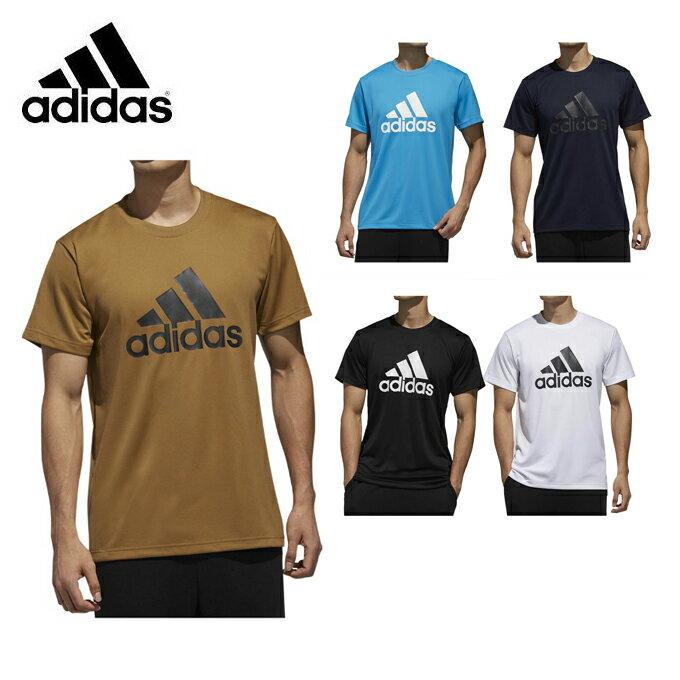 アディダス スポーツウェア 半袖 メンズ MUSTHAVES BADGE OF SPORTS CLIMALITE Tシャツ マスト ハブ スポーツ クライマライト FTL11 adidas