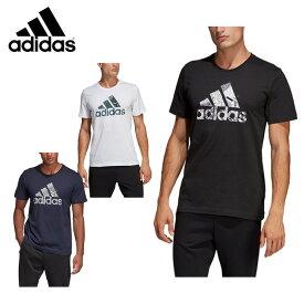 アディダス Tシャツ 半袖 メンズ MUSTHAVES マストハブ グラフィックTシャツ FSR33 adidas