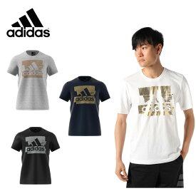 アディダス Tシャツ 半袖 メンズ MUSTHAVES マストハブ フォイルグラフィックTシャツ FSR35 adidas