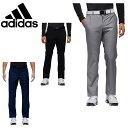 アディダス ゴルフウェア ロングパンツ メンズ ベーシックストレッチパンツ FVE73 adidas