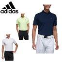 アディダス ゴルフウェア ポロシャツ 半袖 メンズ ULTIMATE365 climacool 半袖ボタンダウンポロ FVE33 adidas