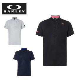 オークリー ゴルフウェア 半袖シャツ メンズ グラフィックBD半袖シャツ 434391JP OAKLEY