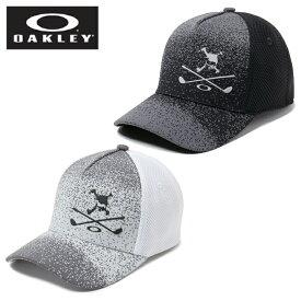 オークリー ゴルフ キャップ メンズ SKULL CLUB CAP 13.0 スカル クラブ キャップ 912157JP OAKLEY