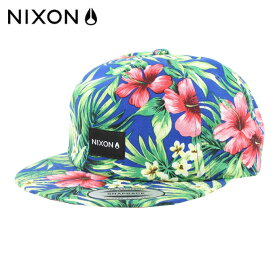 ニクソン NIXON キャップ 帽子 メンズ レディース TROPICS NC24401791