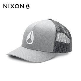 ニクソン NIXON キャップ 帽子 メンズ レディース ICONED TRUCKER HAT トラッカー ハット NC1862070