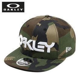 オークリー OAKLEY キャップ 帽子 メンズ レディース Mark II Novelty Snap Back マークII ノベルティ スナップ バッグ 911784-982