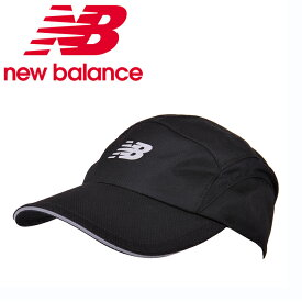 ニューバランス キャップ 帽子 メンズ レディース 5パネルパフォーマンスキャップ LAH91003 BK new balance