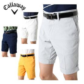 5273e3a8dd3d9 キャロウェイ ゴルフウェア ショートパンツ メンズ シャンブレーツイル 241-9123503 Callaway