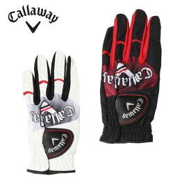キャロウェイ ゴルフ 左手用グローブ メンズ Graphic Glove グラフィック19JM Callaway