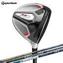 テーラーメイド TaylorMade ゴルフクラブ M6 フェアウェイウッド カスタムシャフト Tour AD VR-6 Speeder 661 EVOLUTI…