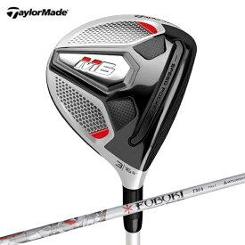 テーラーメイド TaylorMade ゴルフクラブ フェアウェイウッド レディース M6 ウィメンズ フェアウェイウッド シャフト FUBUKI TM4 2019