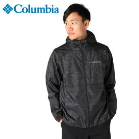 コロンビア アウトドア ジャケット メンズ フラッシュフォーワード WD ウインドブレーカー KE3974 017 Columbia