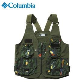 コロンビア ベスト メンズ グリーンパインズ VS PM4963 347 Columbia