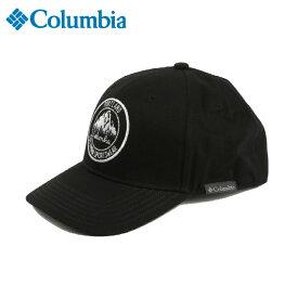 コロンビア キャップ 帽子 メンズ レディース ループスパイアーパス CAP PU5051 010 Columbia