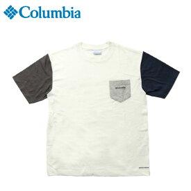 コロンビア Tシャツ 半袖 メンズ レディース トラッパーループ SS T PM1830 126 Columbia