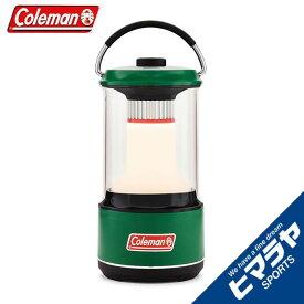 コールマン LEDランタン バッテリーガードLED ランタン/600 グリーン 2000034238 Coleman