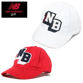 ニューバランス ゴルフ キャップ レディース ツイル 012-9187509 new balance