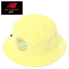 ニューバランス ゴルフ ハット レディース バケット 012-9187512 new balance