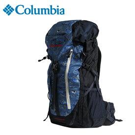 コロンビア 登山バッグ 30L バークマウンテンブルー30 PU8337 Columbia メンズ レディース 宿泊登山 日帰り登山