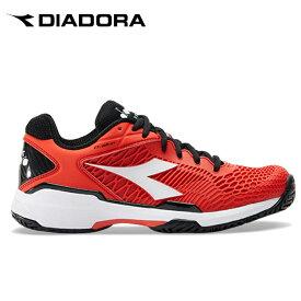ディアドラ テニスシューズ オールコート メンズ スピードコンペティション5AG s.competition 5 w ag 174448-7858 DIADORA
